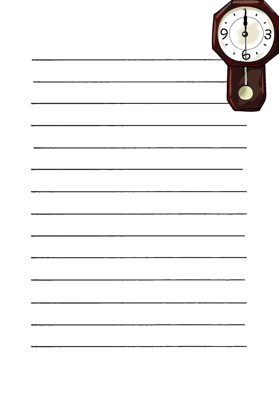 すべての講義 便箋 ダウンロード : 便箋テンプレート・レトロ ...